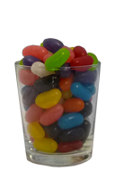 Jelly Beans in mixed and single colours and gourmet flavours
